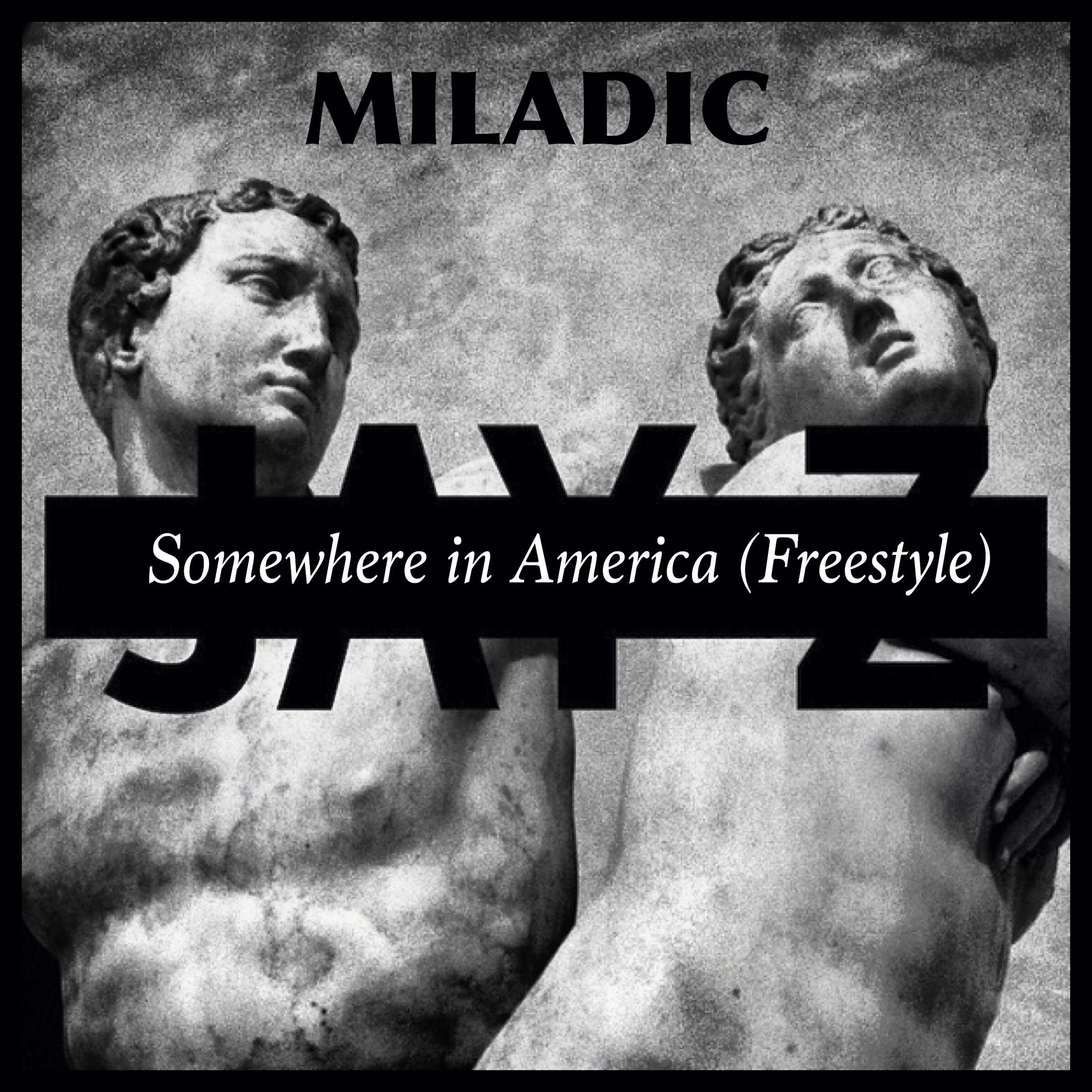 Somewhere in America (Freestyle) [click on the link above the pic for